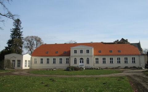 Fortschritte bei der Renovierung des Herrenhauses in Kulice