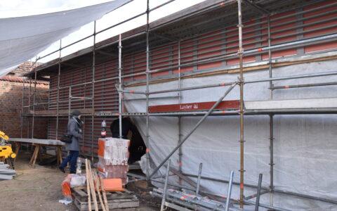 Nowości z placu budowy w Schwedt