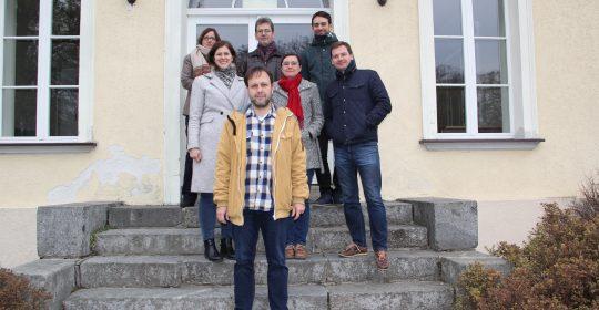 Wspólne warsztaty Instytutu Historii i Stosunków Międzynarodowych US i Zentrum für Interdisziplinäre Polenstudien Europa-Universität Viadrina w Kulicach