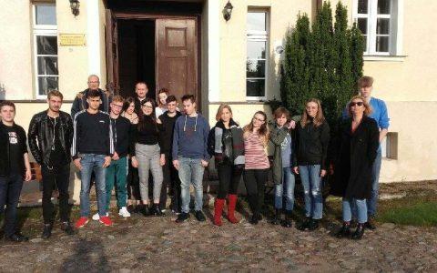 Laureaci Pomorskiej Ligi Historycznej z wizytą w Kulicach