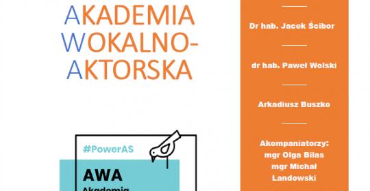 Akademia Wokalno- Aktorska znów w Kulicach