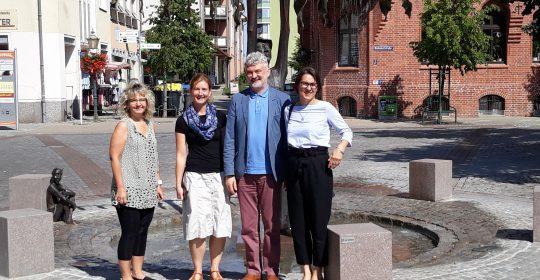 Wizyta u Partnera Wiodącego w Schwedt/Oder