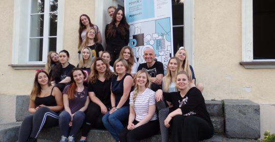 Po warsztatach Akademii Wokalno- Aktorskiej