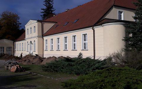 W Kulicach trwa remont w ramach projektu INT 161 Kulice – Schwedt