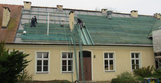 Fortschritte bei der Umsetzung des Projekts INT161 Schwedt-Kulice