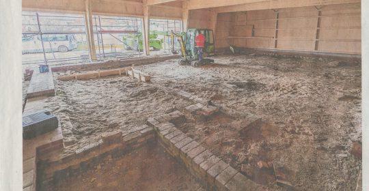 Dawna synagoga w Schwedt nowym miejscem edukacji- projekt INT161